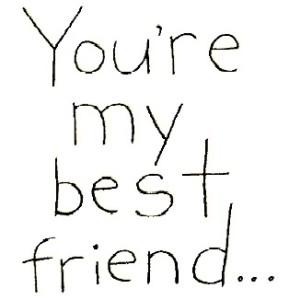 youaremybestfriend